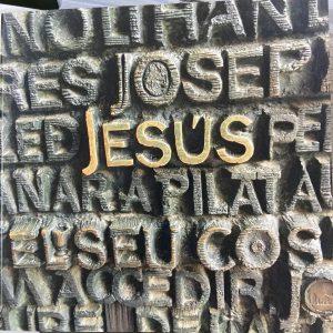 Art Card – Jesus (Xmas Range)