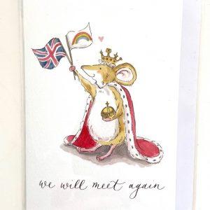 Art Card – Mice We'll meet again