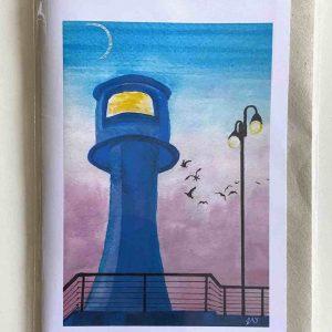 Art Card – The Sentinel