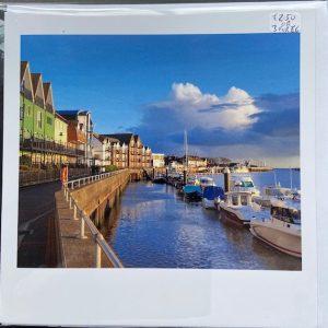 Art Card – Littlehampton River