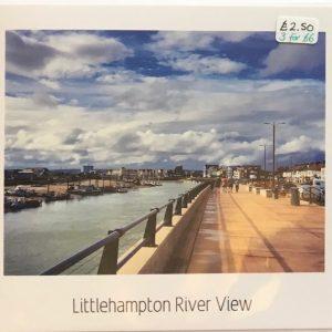 Art Card – Littlehampton River View