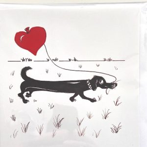 Art Card – Dachshund