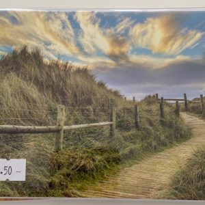 Art Card -Dunes path
