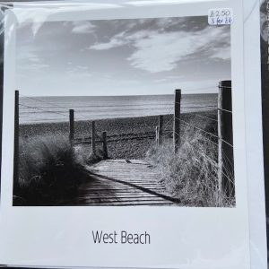 Art Card -West Beach