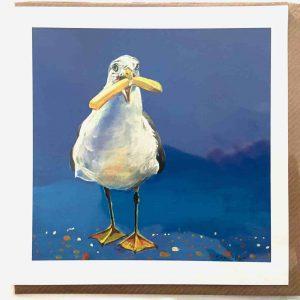 Art Card – Seagulls Chip