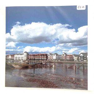 Art Card – River Side (square JG)