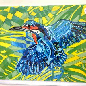Art Card – Kingfisher (LW)