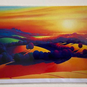 Art Card – Looking West
