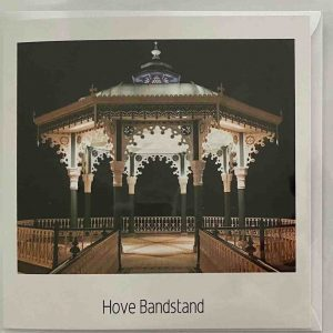 Art Card – Hove Bandstand