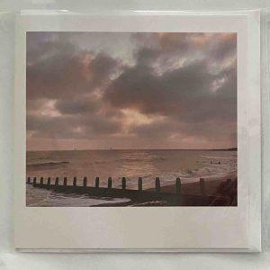 Art Card – New Years Eve Beach