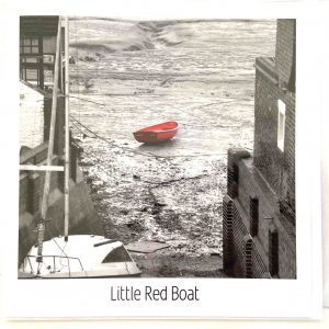 Art Card – Little Red Boat