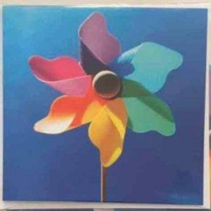 Art Card – Windmill (colour)