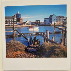 Art Card -West River Bank