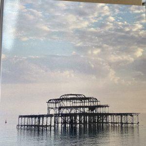 Art Card – West Pier, Brighton