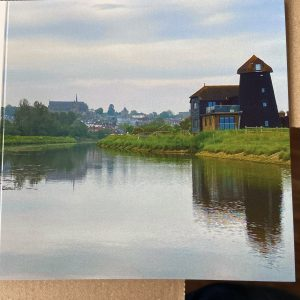 Art Card – From The Ferry