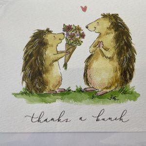 Art Card – Thanks A Bunch