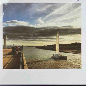 Art Card – Littlehampton (Andy's Boat)