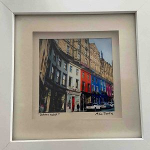 "Framed Photography – ""Diagon Alley"" Inspiration"
