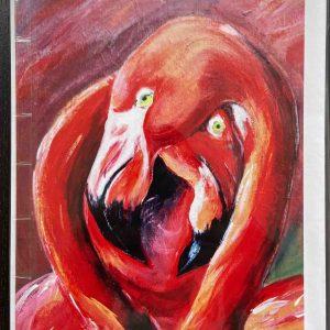 Art Card – Love Swans (EM)