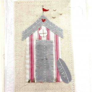 Art Card – Website Exclusive – Beach Hut (surf)