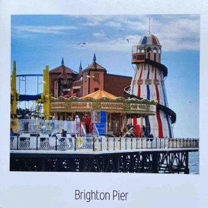Art Card – Brighton Pier