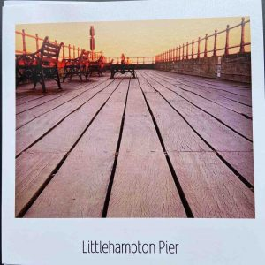 Art Card – Littlehampton Pier