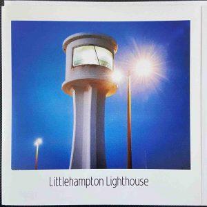 Art Card – Evening Lighthouse