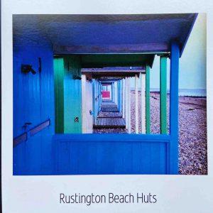 Art Card – Rustington Beach Huts
