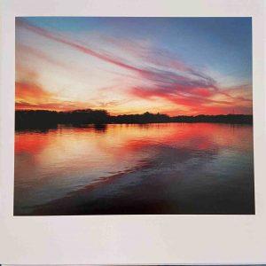 Art Card – River Arun Sunset