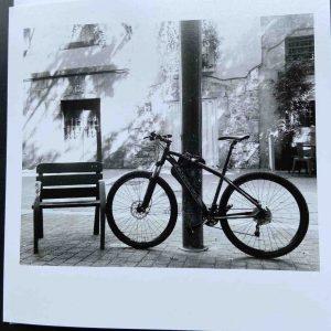 Art Card – Untitled (Barcelona Bike)
