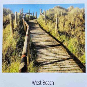 Art Card – Littlehampton – West Beach (colour)