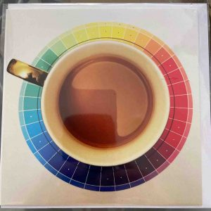 Art Card – Colourful Cup