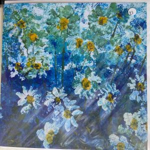 Art Card – Blue (PP)
