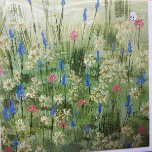 Art Card – Wildflowers (PP)