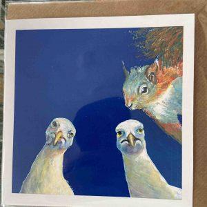 Art Card – Photobomb