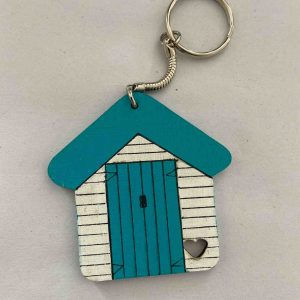 Keyrings – Turquoise Beach Hut