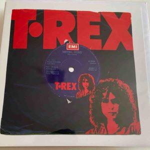 Art Card – Metal Guru – T-Rex
