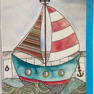 Art Card – Ahoy