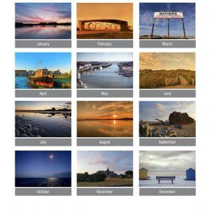 2021 Littlehampton Calendar