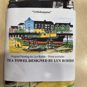 Tea Towel – Littlehampton Tea Towel