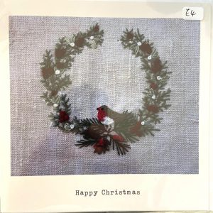 Art Card – Christmas Wreath (Xmas Range)