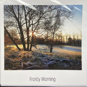 Art Card – Frosty Morning