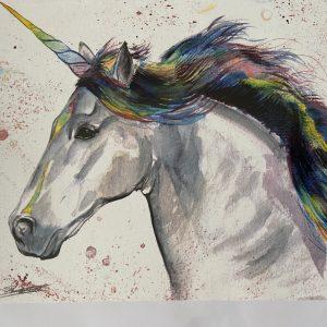 Art Card – Unicorn