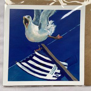 Art Card – We Won
