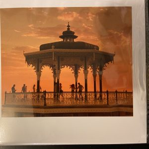 Art Card – Hove Sunset Bandstand