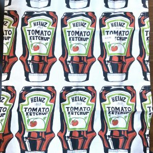 Tea Towel – Ketchup – Two Faced Twins
