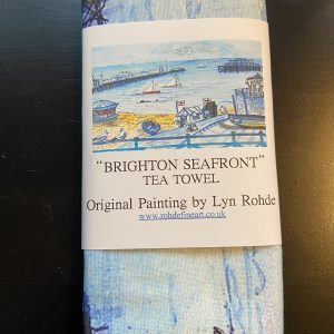 Tea Towel – Brighton Sea Front Tea Towel