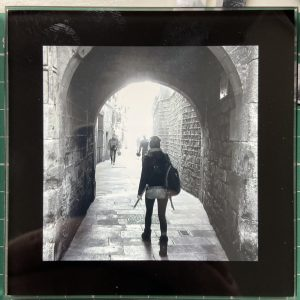 Coasters – Barcelona Backstreet – Girl Alleyway