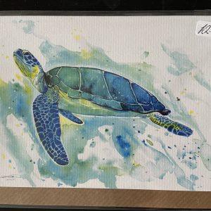 Art Card – Turtle