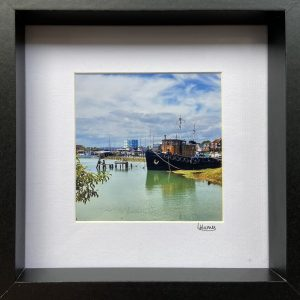 Framed Photography – Tug